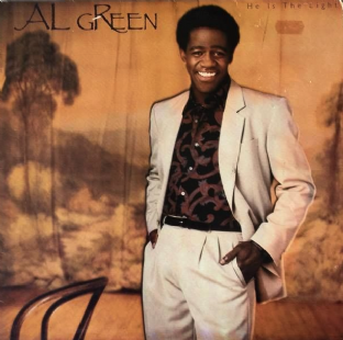 Al Green ‎- He Is The Light (LP) (EX/VG-)